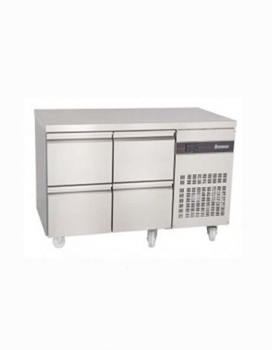 Inomak PN22-ECO 4 Drawer 1/1 Gastronorm Counter 274L